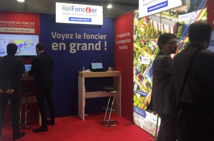 Stand Kel Foncier salon RENT