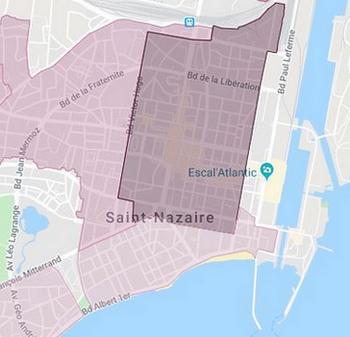 Parcelles logements sociaux Saint Nazaire