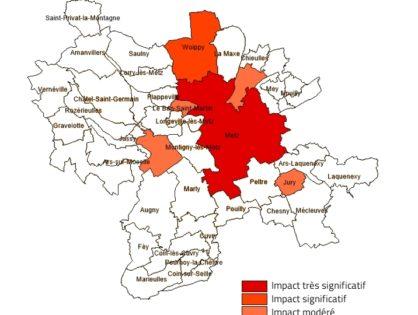 Metz : 2 400 nouveaux logements au sein des ZAC de la ville