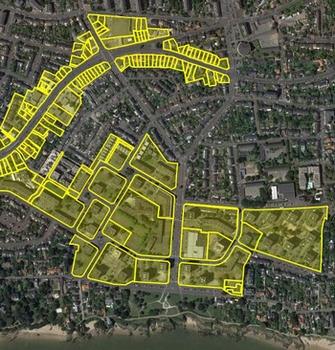 Potentiel constructible parcelles Saint Nazaire route D92