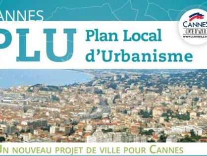 Révision du PLU de Cannes : 200 hectares dont la faisabilité explose autour du centre-ville et à l'Ouest