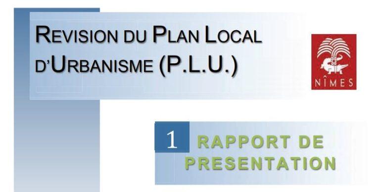 PLU de Nîmes : +800 logements par an dans le centre-ville
