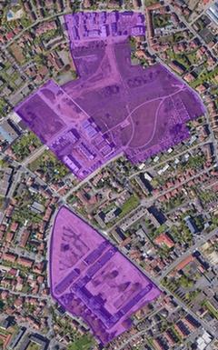 Construction logements ZAC du Sansonnet et ZAC Desvallières