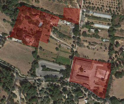 Parcelles Chemin de la Castellane Toulon