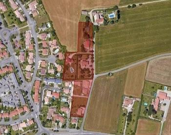 Parcelles constructibles Valence potentiel 200 logements